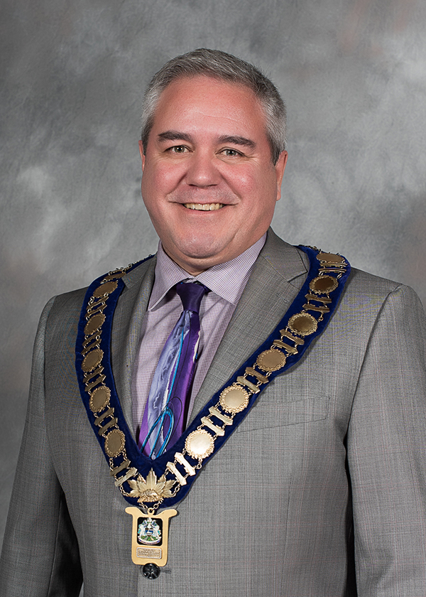 Mayor Dan Curtis
