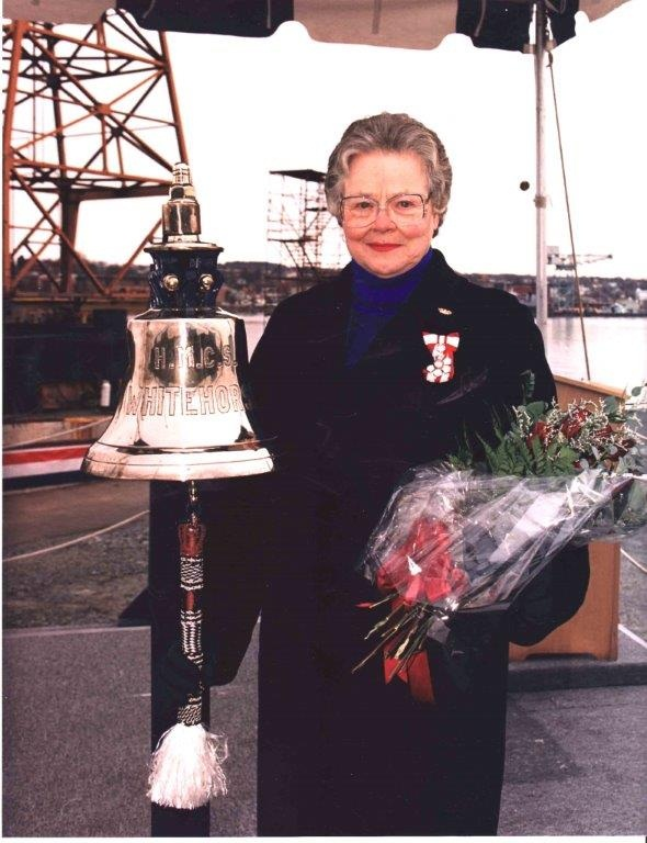 1997 Ione at Launching