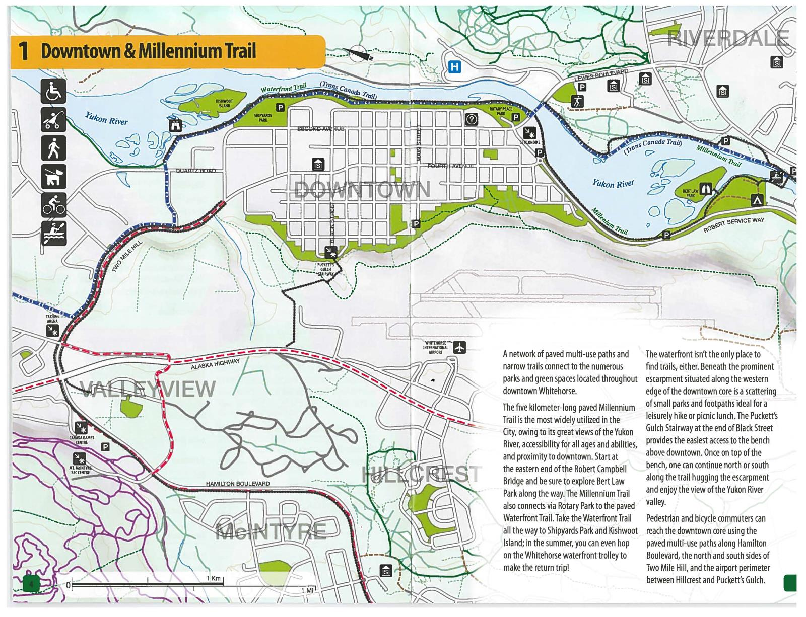 2008 Trail Guide Whitehorse Yt