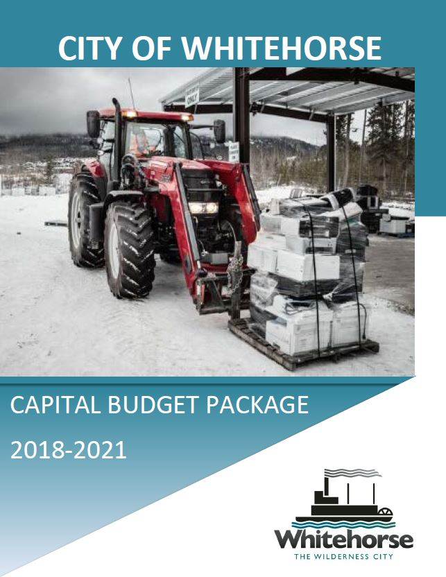 Capital Budget Package 2018