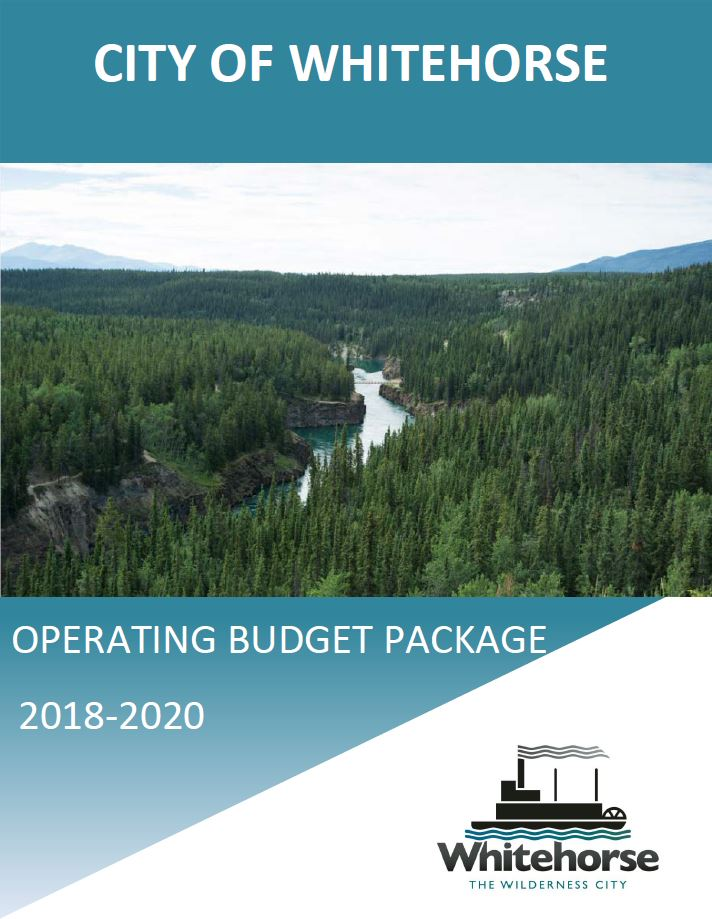 Operating Budget Package 2018