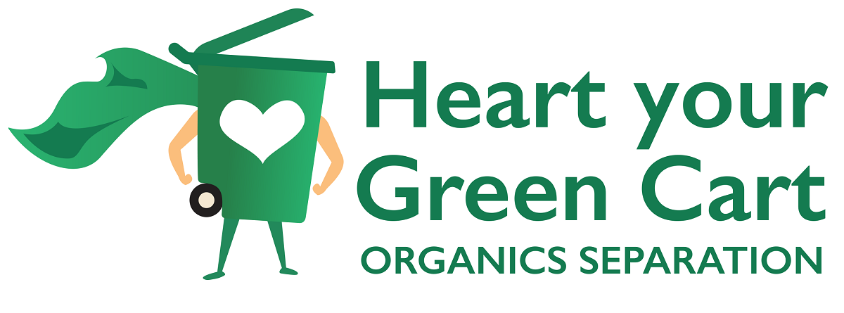 Heart Green Cart