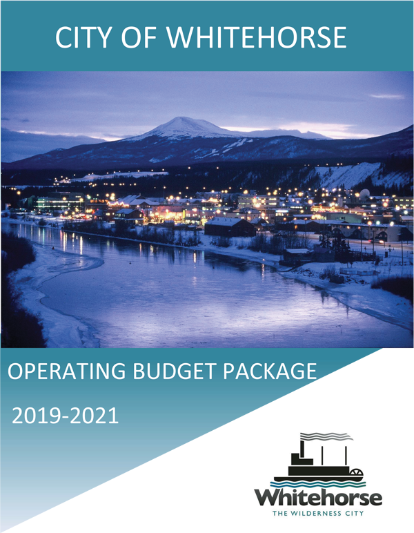 Operating Budget Package 2019