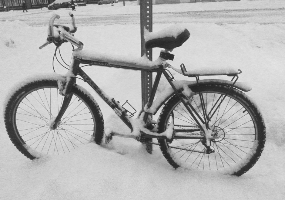 Winter Cycling 3