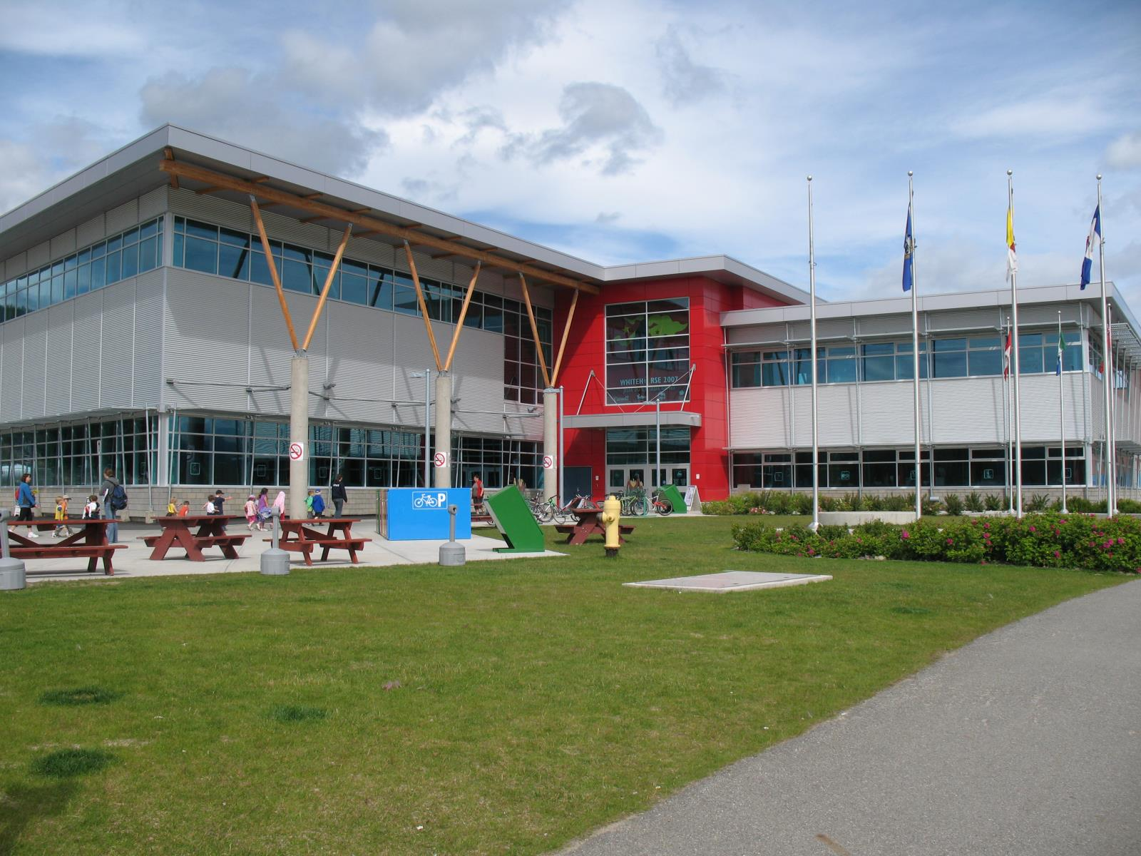 cgc sport and recreation centre