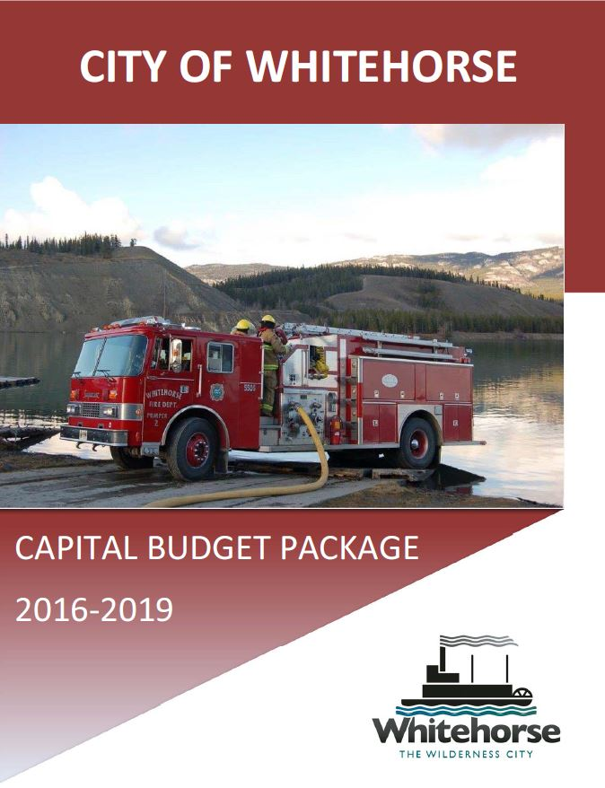 Capital Budget Package
