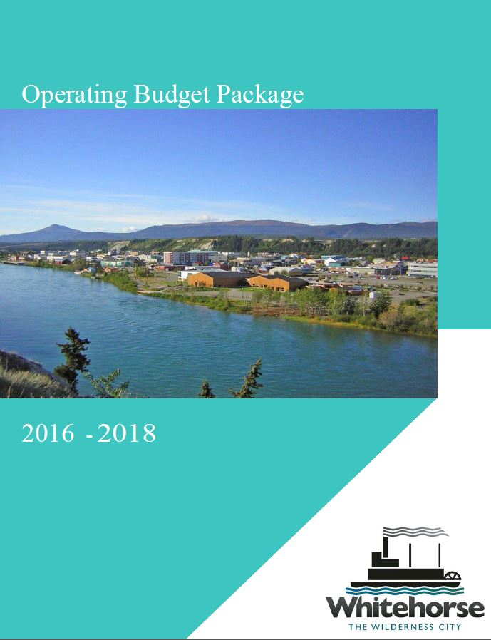 Operating Budget Package 2015
